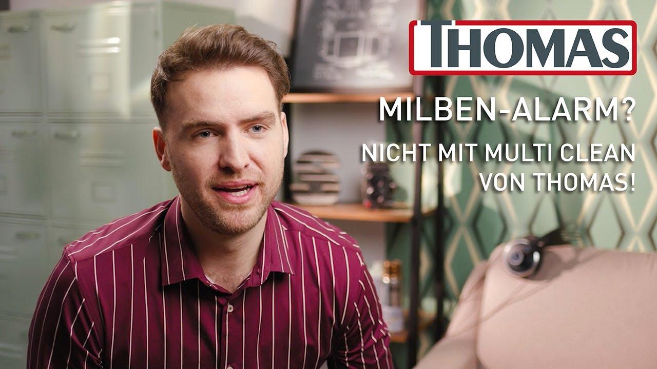 Sprecher Werbespots | THOMAS Staubsauger