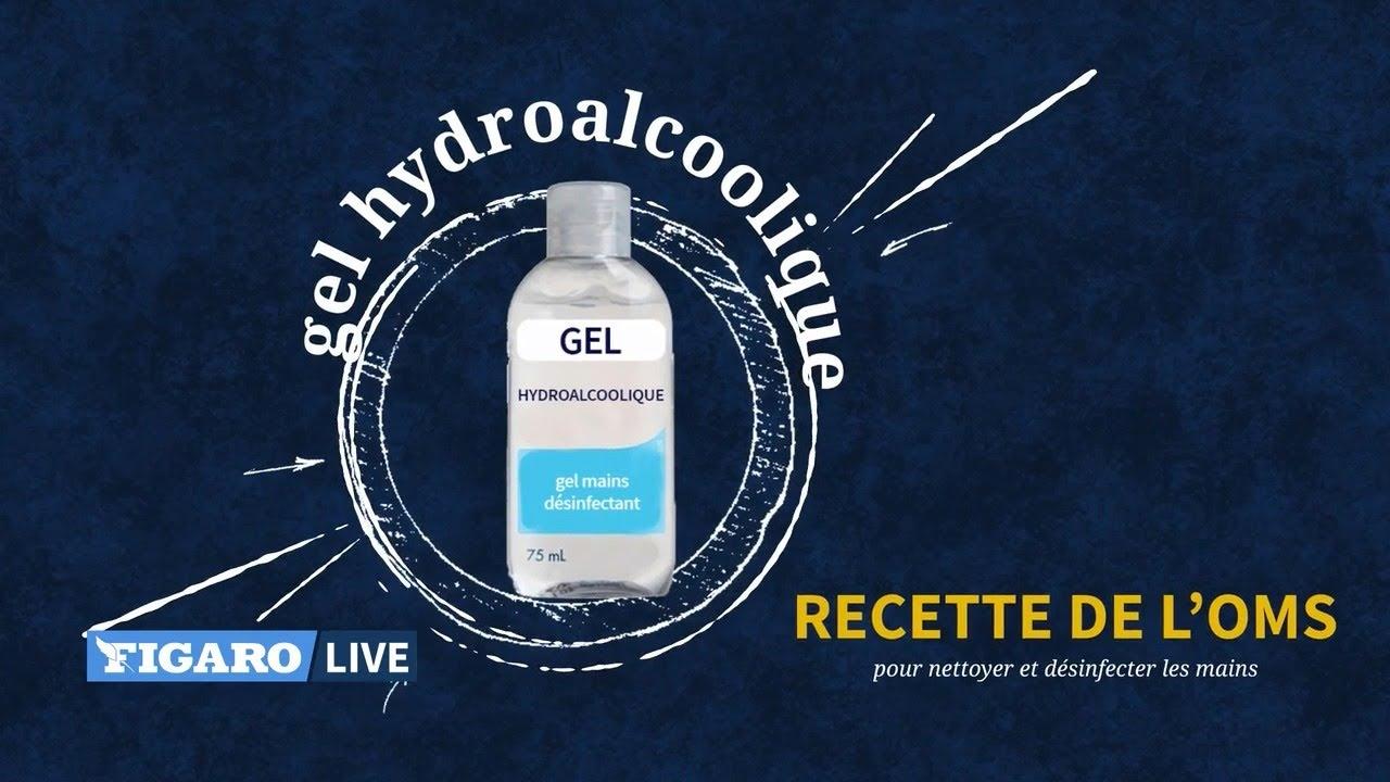 Coronavirus La Recette Pour Fabriquer Son Gel Hydroalcoolique