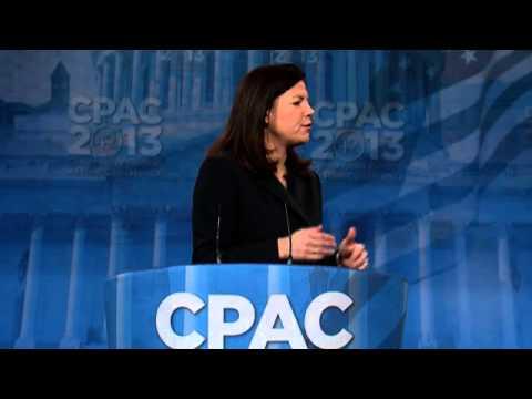 CPAC 2013 - U.S. Senator Kelly Ayotte (R-NH)