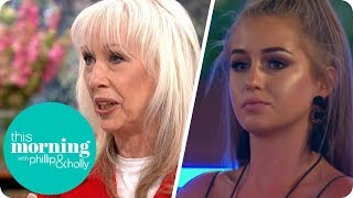 What Are the Love Islanders Secretly Saying With Their Body Language? | This Morning