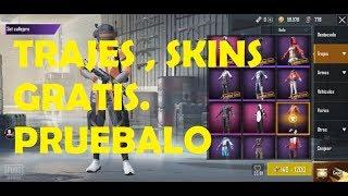 Skins GRATIS con Logros   PUBG Mobile   Sin Trucos