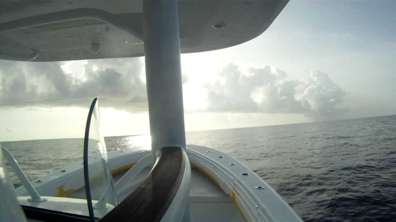 Boating From Florida To The Bahamas Youtube