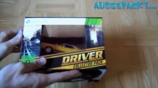 ausgepackt... Driver: San Francisco - Collectors Edition