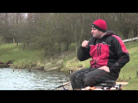 Steve Ringer fishing Pop-up Bread - Tackle Gurus