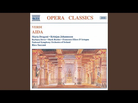 Aida: Act IV: Immenso Ftha