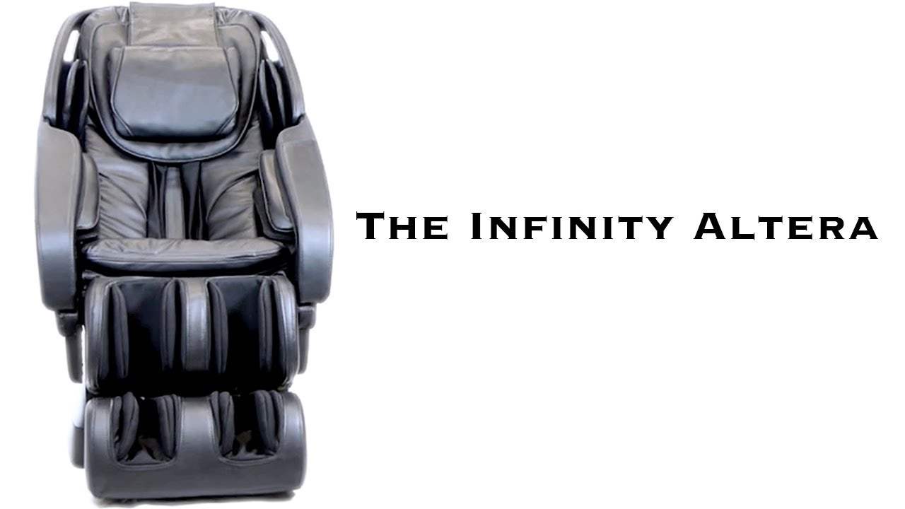 Infinity Massage Chair Design Presentation The Altera Chairs Youtube