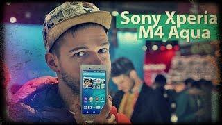 Обзор Xperia M4 Aqua - вместо флагмана Sony