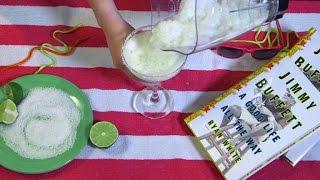 "Beach ""Book-tail"" Recipe: Margaritaville Margarita"
