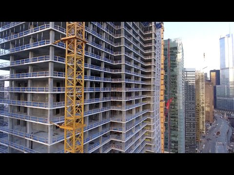 Mick Lee - Vista Tower in Chicago Getting 'Blow-Through' Floor To Reduce Sway