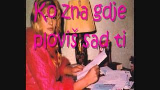 Silvana Armenulić - Kada smo se sreli prvi put - (tekst, 1967)