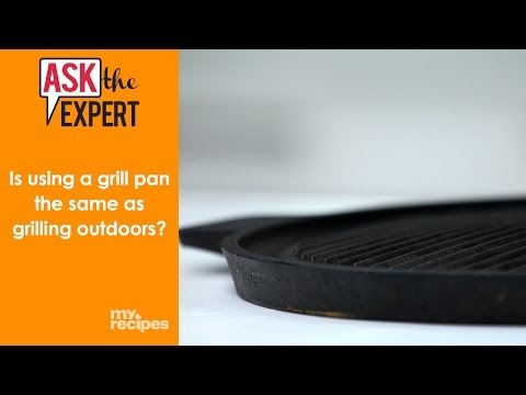 Is Using a Grill Pan the Same As Grilling Outdoors? | Ask the Expert