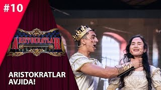 Aristokratlar 10-son (15.09.2019)