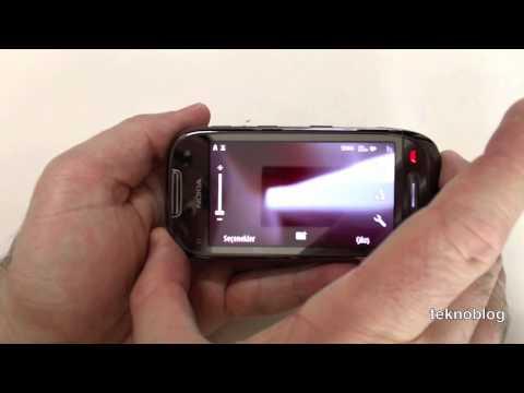 Nokia C7 İncelemesi