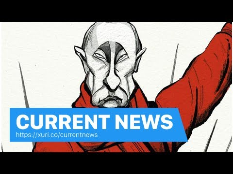 Current News - The fake Russian news cause trouble in Latvia | Coffee House