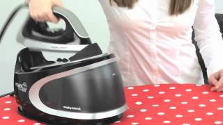Morphy Richards Power Steam Elite 2400w Pressurised Steam Generator (42221)