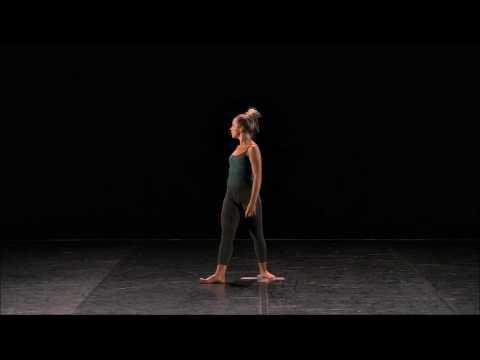 Epreuve de danse Contemporaine 2017 2ème Cycle Fille - Arrangement musique Live (Piano-Cajon)