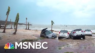 Barbuda, Destroyed By Hurricane Irma, Faces Jose Next | Rachel Maddow | MSNBC