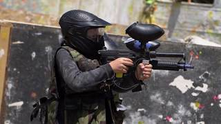 Critical Crew Day Paintball Big Game #74 at Combat Paintball Park 4-28-2018 Saturday