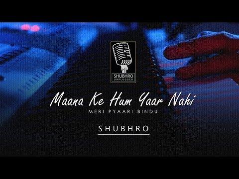 Maana Ke Hum Yaar Nahi by Shubhro Bhattacharya   Meri Pyaari Bindu   Shubhro Unplugged