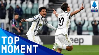 Dybala fire Serie A TIM Champions into third place! | Juventus 2-1 Napoli | Top Moment | Serie A TIM