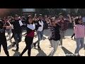 Girl Dance Better Than Alia Bhatt On Lets Nacho !!  Gandharva'17 Inauguration Flash Mob, VIIT Pune 3