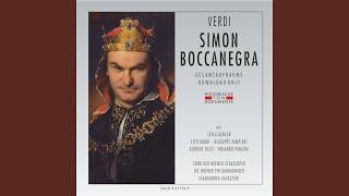 Simon Boccanegra Teil 1 Prolog L Altra Magion Vedte