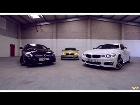 ACES CAR HIRE MANCHESTER - Our Fleet