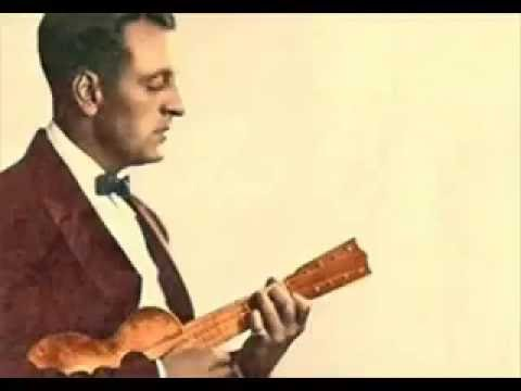 Frank Crumit: A Tale Of The Ticker (1929 Stock Market Song)