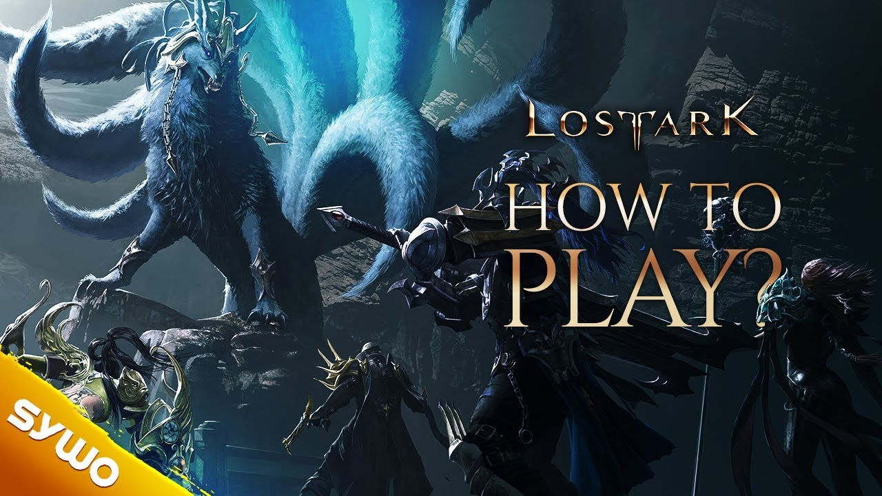 How to Play LOST ARK in Korea