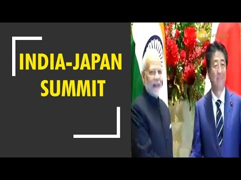 India- Japan Summit: PM Modi meets business leaders in Tokyo