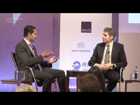 Innovation without borders: Eduardo Saverin and Raj Ganguly