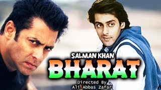 Salman Khan's Maine Pyar Kiya Look In NEXT Film BHARAT