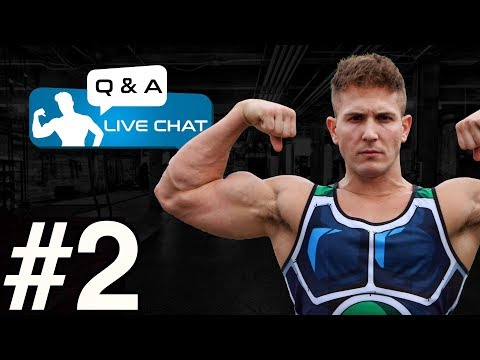 LIVE: Q & A: The Only Cycle I Will Ever Do!