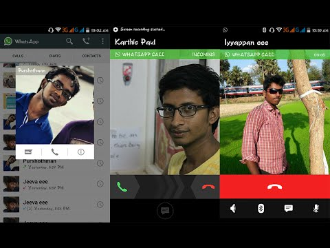 WhatsApp Calling Is Working Version 2.11.561 And Above