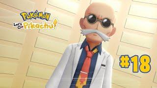 Pokémon Let's Go Pikachu #18 | El GYM que mas ha CAMBIADO!
