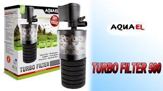 Aquael TurboFilter 500 Видео обзор