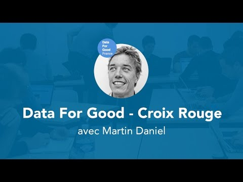Data For Good France - Croix Rouge