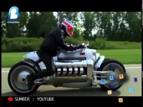 MasaSih? Ada Sepeda Motor Termahal di Dunia - YouTube