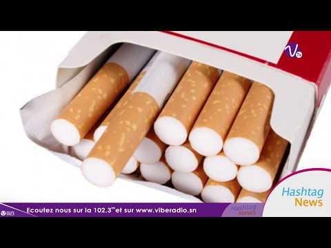 #News :  l'application de la loi contre le tabac votée à l'assemblée nationale.