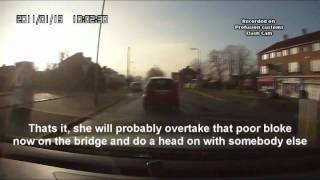 MUST WATCH  Hit and Run, driver in Southall chased and caught in Heston - dash cam footage (18+)