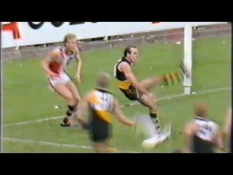 1986 VFL Round 5 - Richmond vs St Kilda