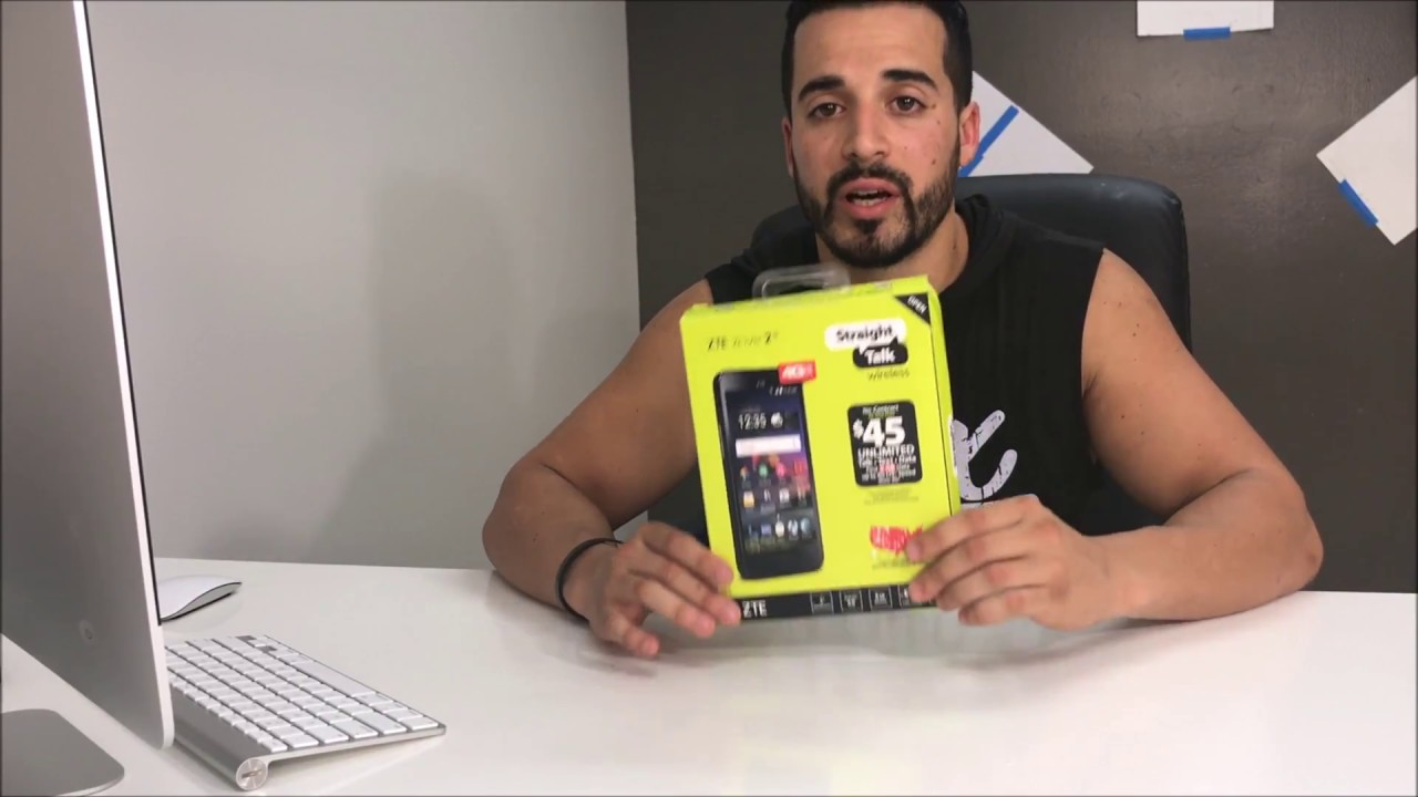 Unboxing and Quick Specs Review of the ZTE ZFive 2 LTE