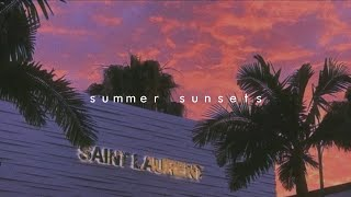 Download Lagu songs that bring you back to those late summer sunsets mp3