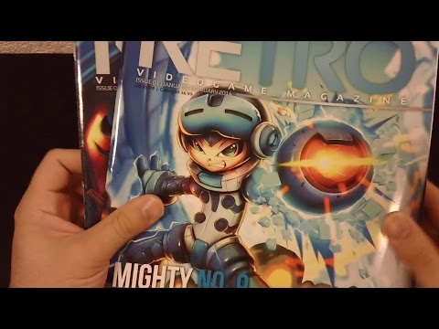 Retro Video Game Magazine - Year One review - GamingGems