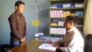 Skill Test Interview Korean with Khirendra Moktan