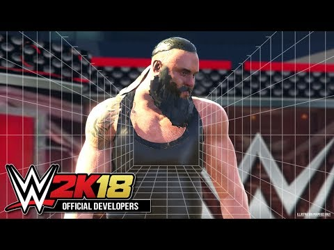Thumbnail: WWE 2K18 Official - 2K Developers Talk Animations & Mocap + Braun Strowman Finisher? (WWE 2K18 News)