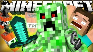 If Creepers had Arms - Minecraft