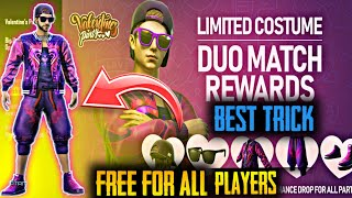 New Event - 100% Chance To Get Free Male Bundle - How?? Garena Free Fire