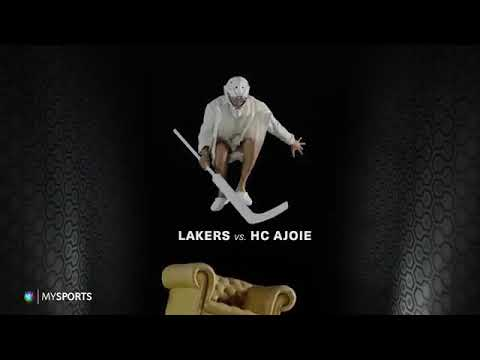 Highlights: SCRJ Lakers vs HC Ajoie