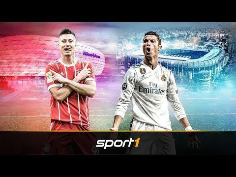 FC Bayern gegen Real Madrid: Welcher Klub ist größer? | SPORT1